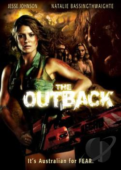 Outback DVD Cover Art