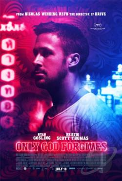 Only God Forgives DVD Cover Art