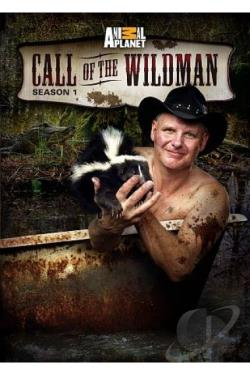Call of the Wildman: Season 1 DVD Cover Art
