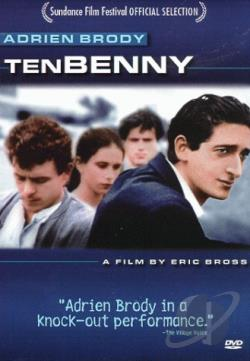 Ten Benny DVD Cover Art