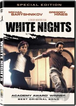 White Nights DVD Cover Art