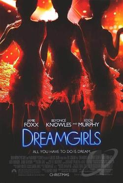 Dreamgirls - Special Edition DVD Cover Art