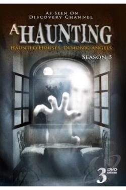 Haunting - The Complete Third Season DVD Cover Art