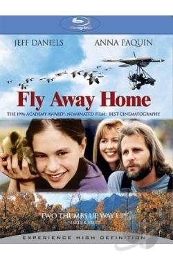 Fly Away Home BRAY Cover Art