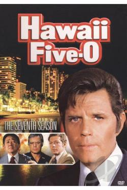 Hawaii Five-O - The Complete Seventh Season DVD Cover Art