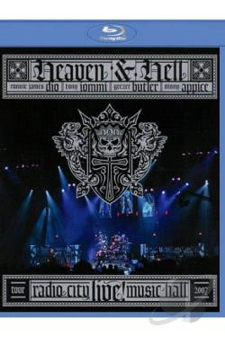 Heaven And Hell - Live From Radio City Music Hall BRAY Cover Art
