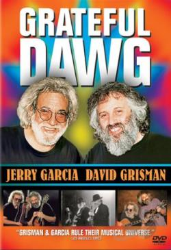 Grateful Dawg DVD Cover Art