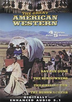 Great American Western - Vol. 12 DVD Cover Art