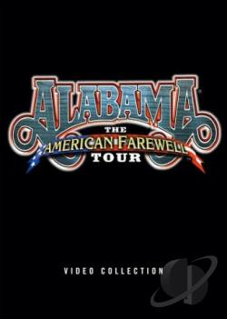 Alabama - The American Farewell Tour DVD Cover Art