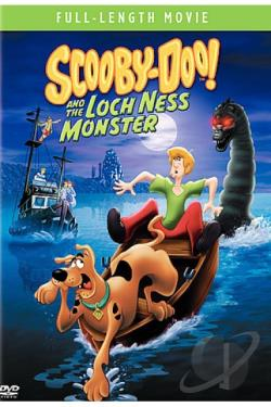 Scooby-Doo and the Loch Ness Monster DVD Cover Art