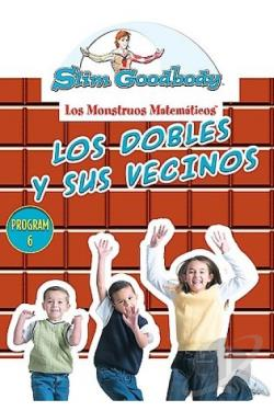Slim Goodbody's Los Monstrous Matematicos, Vol. 06: Los Dobles Y Sus Vecinos Program DVD Cover Art