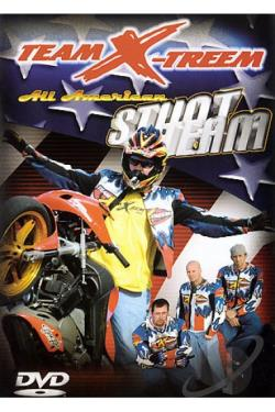 Team X-treem All American St. DVD Cover Art