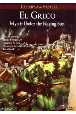 Gallery of the Masters: El Greco - Mystic Under the Blazing Sun DVD Cover Art