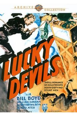 Lucky Devils DVD Cover Art