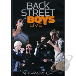 Live In Frankfurt 1997 DVD Cover Art