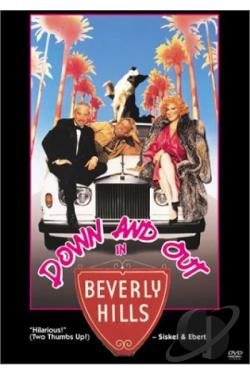 Down and Out in Beverly Hills DVD Cover Art