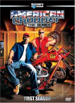 American Chopper: The Series - Season 1 DVD Cover Art
