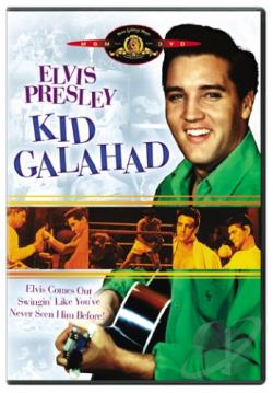 Kid Galahad DVD Cover Art