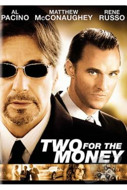 Two for the Money DVD Cover Art