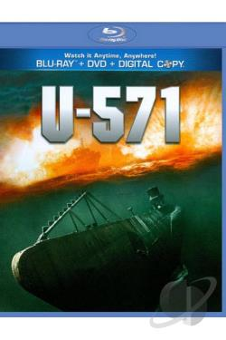 U-571 BRAY Cover Art