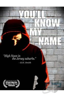 You'll Know My Name DVD Cover Art