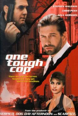 One Tough Cop DVD Cover Art