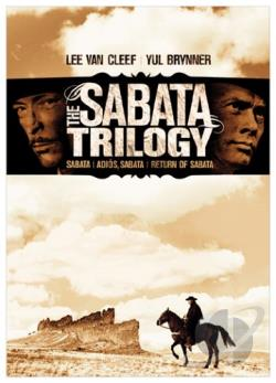 Sabata Trilogy Collection DVD Cover Art
