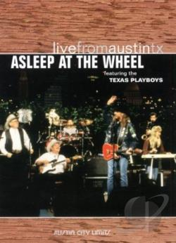 Asleep At the Wheel - Live From Austin, Texas DVD Cover Art