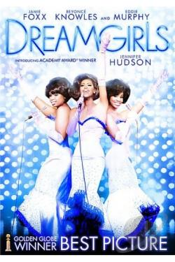 Dreamgirls DVD Cover Art