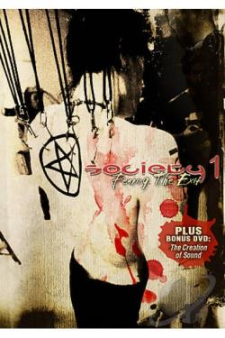 Society 1 - Creation of Sound/ Fearing the Exit DVD Cover Art