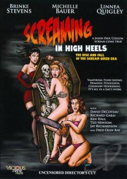 Screaming in High Heels DVD Cover Art