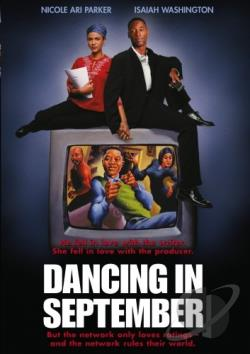 Dancing in September DVD Cover Art