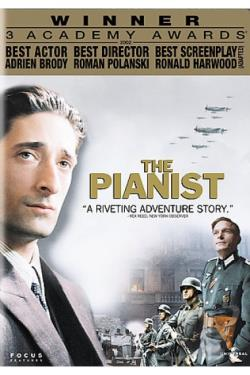 Pianist DVD Cover Art