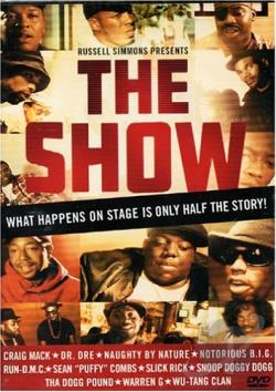 Show DVD Cover Art