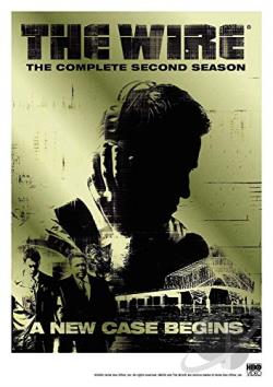 Wire - The Complete Second Season DVD Cover Art