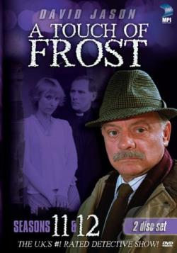 Touch of Frost - Season 11&12 DVD Cover Art
