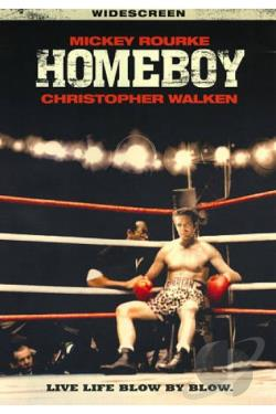 Homeboy DVD Cover Art
