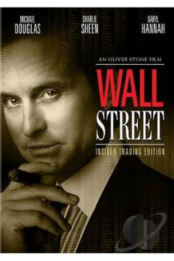 Wall Street DVD Cover Art
