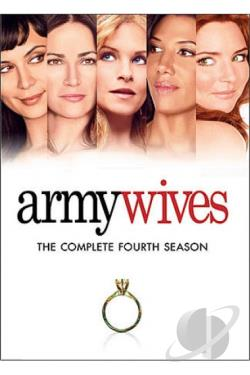Army Wives - The Complete Fourth Season DVD Cover Art
