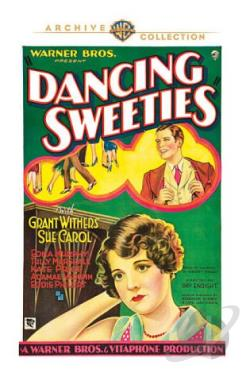 Dancing Sweeties DVD Cover Art