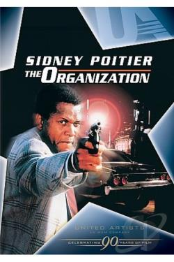 Organization DVD Cover Art