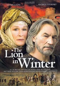 Lion In Winter DVD Cover Art
