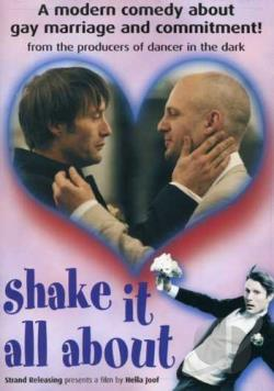 Shake It All About DVD Cover Art