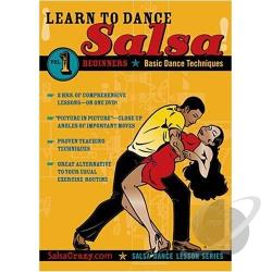 Learn To Dance Salsa - Introduction To Salsa Dance: Learn To Dance Salsa For Beginners DVD Cover Art
