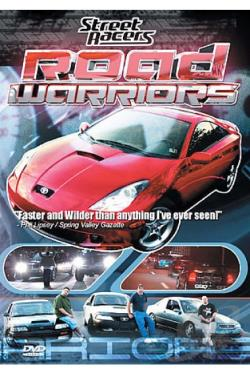 Street Racers - Road Warriors DVD Cover Art