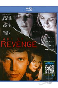 Art of Revenge BRAY Cover Art