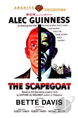 Scapegoat DVD Cover Art