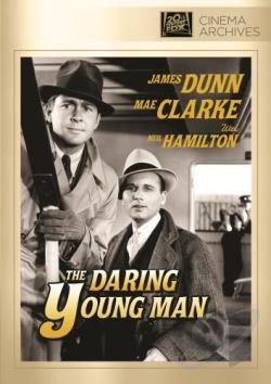 Daring Young Man DVD Cover Art