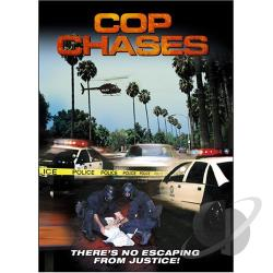 Cop Chases DVD Cover Art