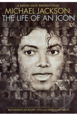 Michael Jackson: The Life Of An Icon DVD Cover Art